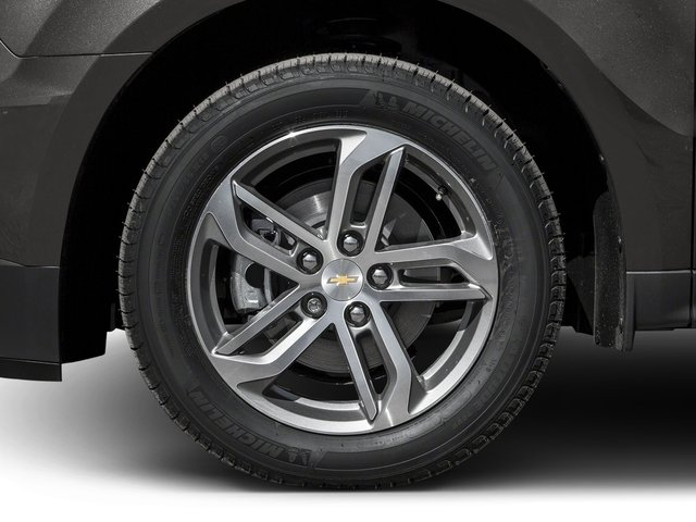 2017 Chevrolet Equinox Base Price FWD 4dr Premier Pricing wheel