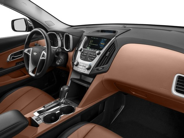 2017 Chevrolet Equinox Base Price FWD 4dr Premier Pricing passenger's dashboard