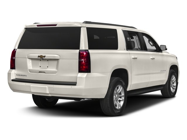 2017 Chevrolet Suburban Base Price 4WD 4dr 3500 LT Pricing side rear view