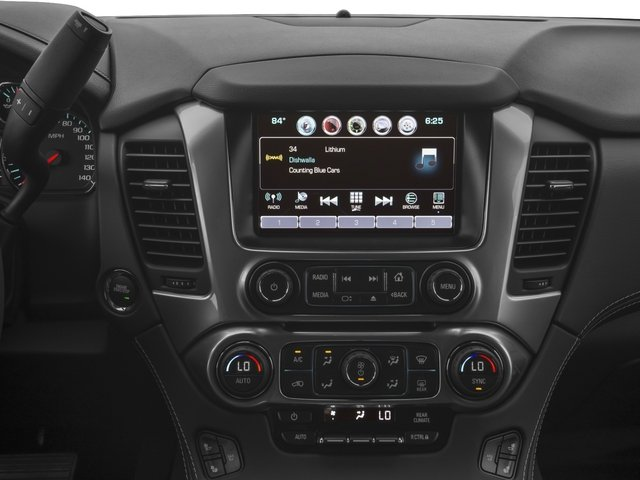 2017 Chevrolet Suburban Pictures Suburban 2WD 4dr 1500 Premier photos stereo system