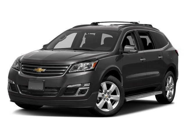 2017 Chevrolet Traverse Pictures Traverse AWD 4dr LT w/1LT photos side front view