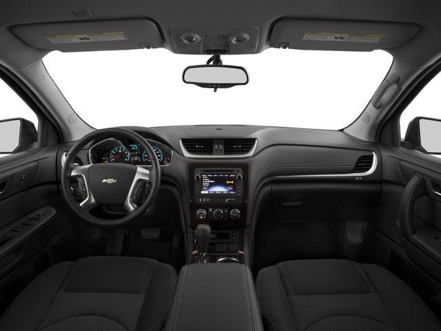 2017 Chevrolet Traverse Pictures Traverse AWD 4dr LT w/1LT photos full dashboard