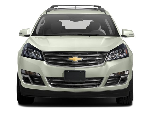 2017 Chevrolet Traverse Base Price FWD 4dr Premier Pricing front view