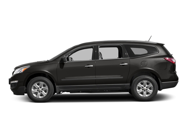 2017 Chevrolet Traverse Base Price FWD 4dr LS w/1LS Pricing side view
