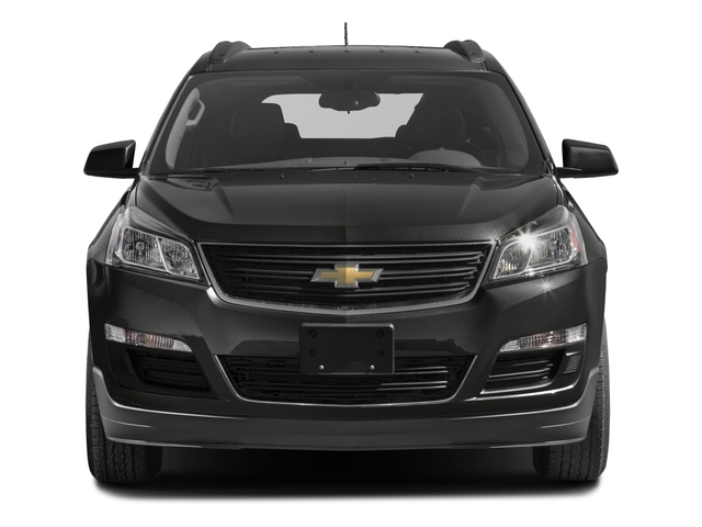 2017 Chevrolet Traverse Base Price FWD 4dr LS w/1LS Pricing front view