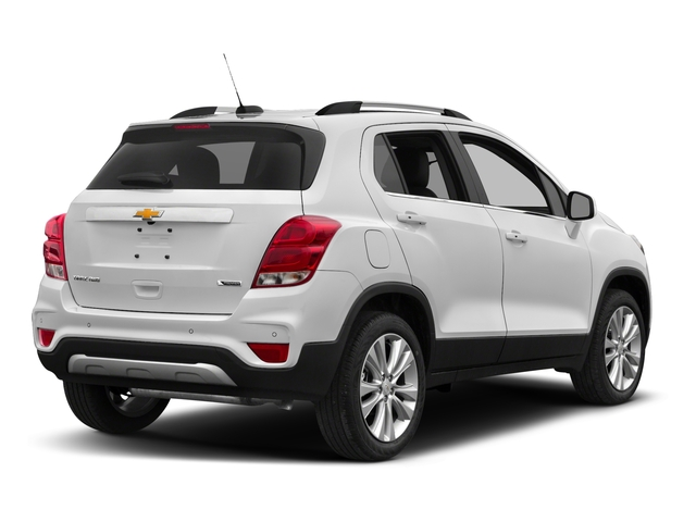 2017 Chevrolet Trax Base Price FWD 4dr Premier Pricing side rear view