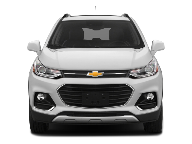 2017 Chevrolet Trax Base Price FWD 4dr Premier Pricing front view
