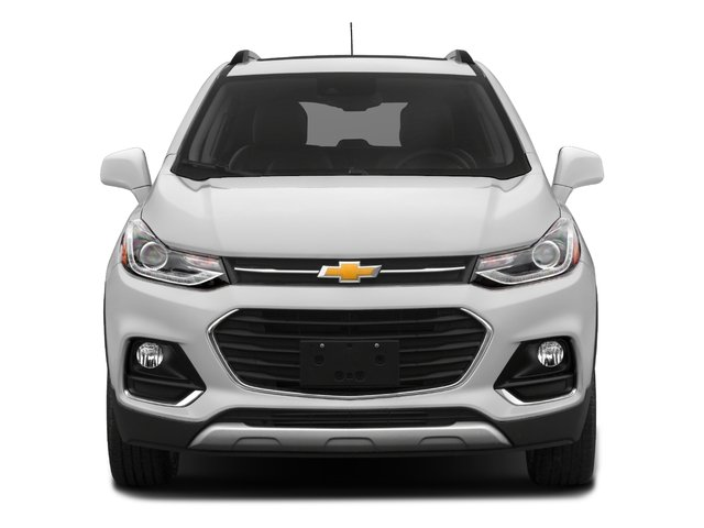 2017 Chevrolet Trax Pictures Trax AWD 4dr Premier photos front view