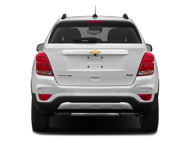 2017 Chevrolet Trax Pictures Trax AWD 4dr Premier photos rear view