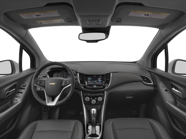 2017 Chevrolet Trax Pictures Trax AWD 4dr Premier photos full dashboard