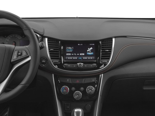 2017 Chevrolet Trax Base Price FWD 4dr Premier Pricing stereo system
