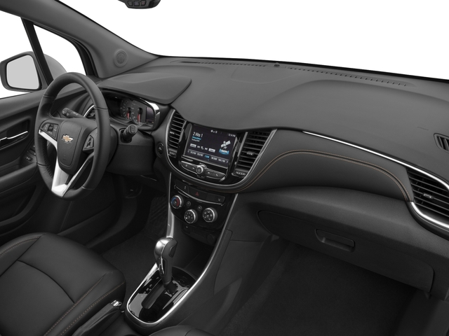 2017 Chevrolet Trax Pictures Trax AWD 4dr Premier photos passenger's dashboard