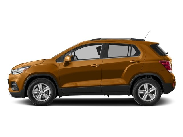 2017 Chevrolet Trax Base Price AWD 4dr LT Pricing side view