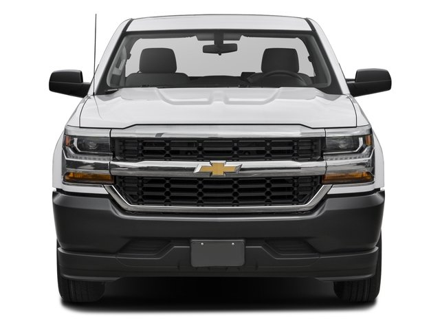2017 Chevrolet Silverado 1500 Base Price 2WD Reg Cab 119.0 Work Truck Pricing front view