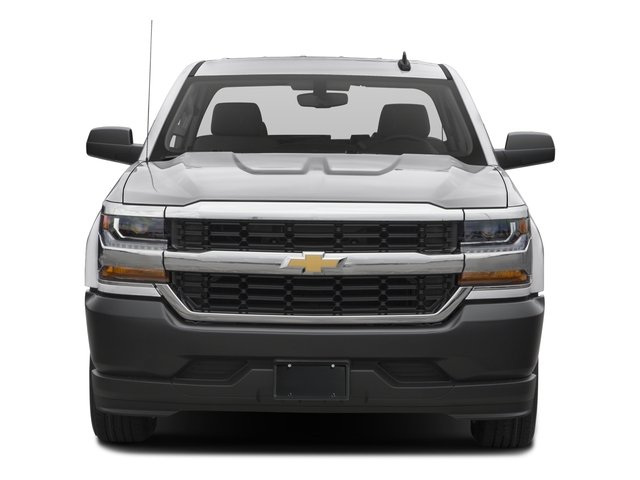 2017 Chevrolet Silverado 1500 Pictures Silverado 1500 2WD Double Cab 143.5 Work Truck photos front view