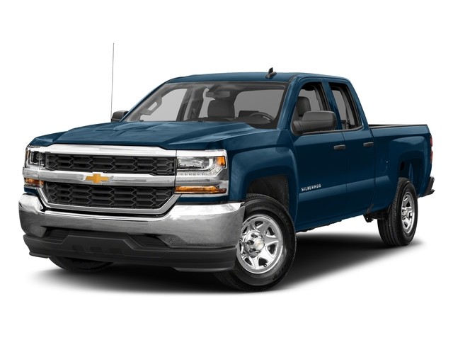 2017 Chevrolet Silverado 1500 Pictures Extended Cab Ls 2wd Photos Side Front View