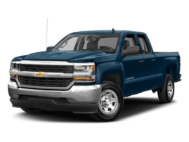2017 Chevrolet Silverado 1500 Base Price 4wd Double Cab 143 5 Ls Pricing Side Front View