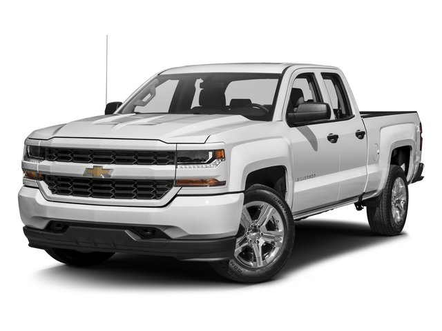 2017 Chevrolet Silverado 1500 Base Price 2WD Double Cab 143.5 Custom Pricing side front view