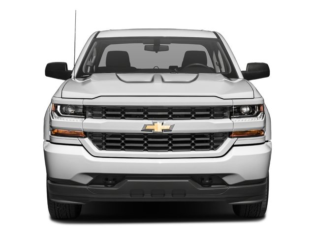 2017 Chevrolet Silverado 1500 Base Price 2WD Double Cab 143.5 Custom Pricing front view