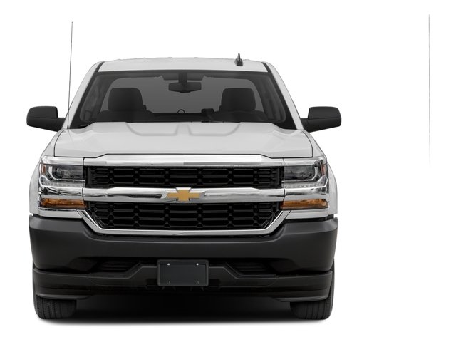 2017 Chevrolet Silverado 1500 Base Price 2WD Crew Cab 143.5 Work Truck Pricing front view