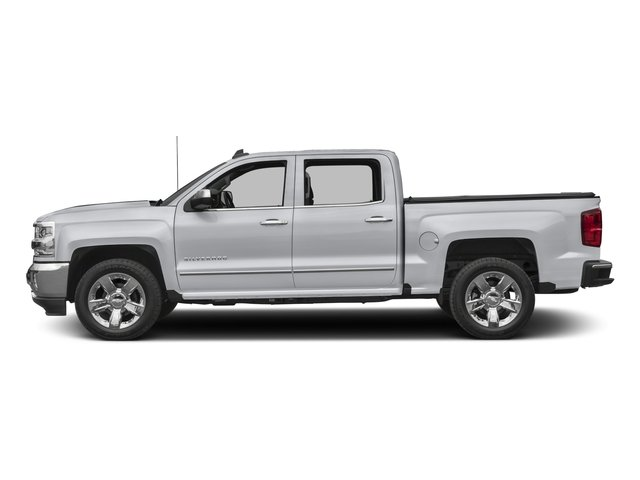2017 Chevrolet Silverado 1500 Pictures Silverado 1500 4WD Crew Cab 153.0 LTZ w/1LZ photos side view