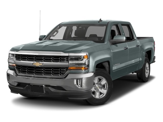 2017 Chevrolet Silverado 1500 Base Price 2WD Crew Cab 143.5 LT w/1LT Pricing side front view