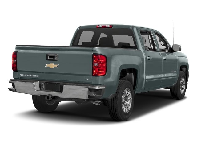 2017 Chevrolet Silverado 1500 Base Price 2WD Crew Cab 143.5 LT w/1LT Pricing side rear view
