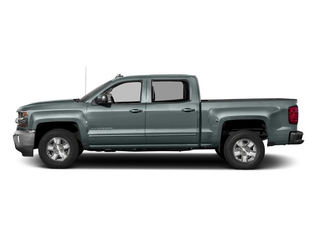 2017 Chevrolet Silverado 1500 Base Price 2WD Crew Cab 143.5 LT w/1LT Pricing side view