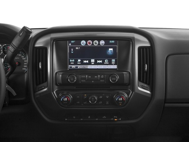 2017 Chevrolet Silverado 1500 Base Price 2WD Crew Cab 143.5 LT w/1LT Pricing stereo system