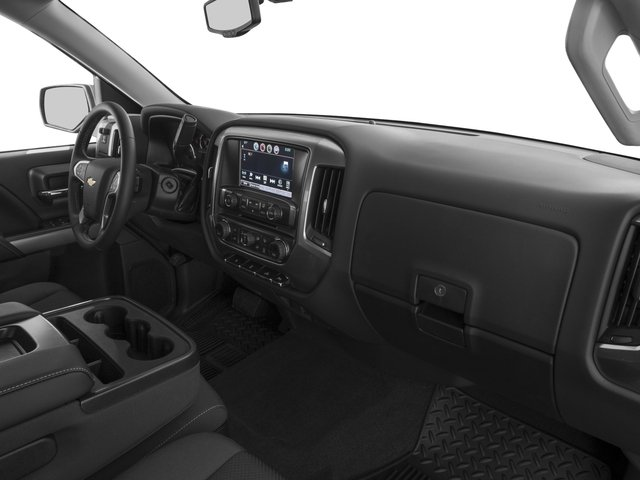 2017 Chevrolet Silverado 1500 Base Price 2WD Crew Cab 143.5 LT w/1LT Pricing passenger's dashboard