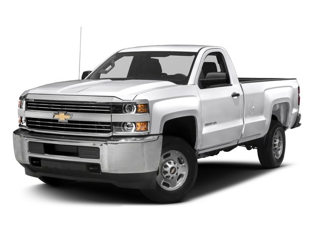 2017 Chevrolet Silverado 2500HD Base Price 4WD Reg Cab 133.6 Work Truck Pricing side front view