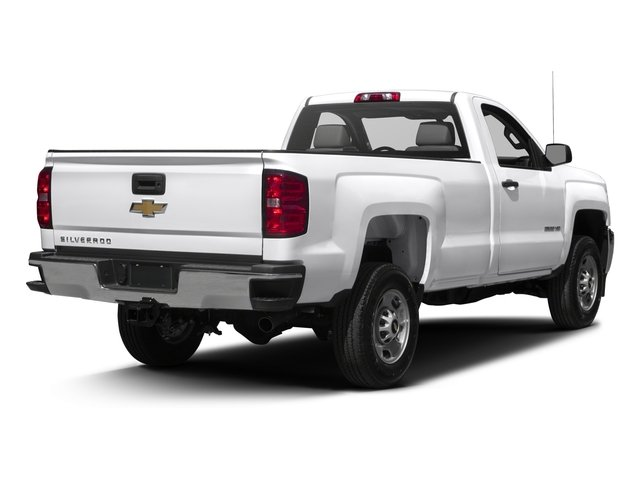 2017 Chevrolet Silverado 2500HD Base Price 4WD Reg Cab 133.6 Work Truck Pricing side rear view