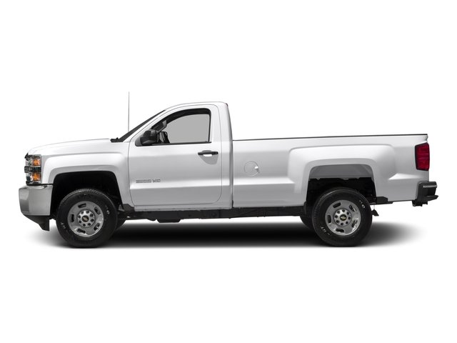 2017 Chevrolet Silverado 2500HD Base Price 4WD Reg Cab 133.6 Work Truck Pricing side view