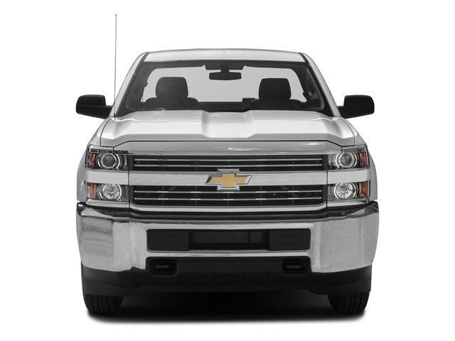 2017 Chevrolet Silverado 2500HD Base Price 4WD Reg Cab 133.6 Work Truck Pricing front view