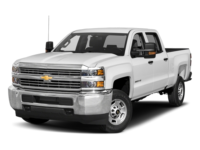 2017 Chevrolet Silverado 3500HD Base Price 4WD Crew Cab 167.7 Work Truck Pricing side front view
