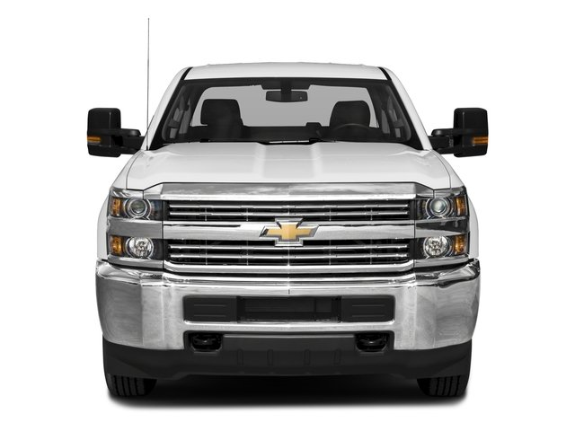 2017 Chevrolet Silverado 3500HD Base Price 4WD Crew Cab 167.7 Work Truck Pricing front view