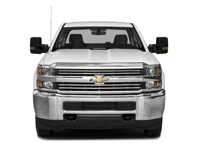 2017 Chevrolet Silverado 2500HD Base Price 2WD Crew Cab 167.7 Work Truck Pricing front view