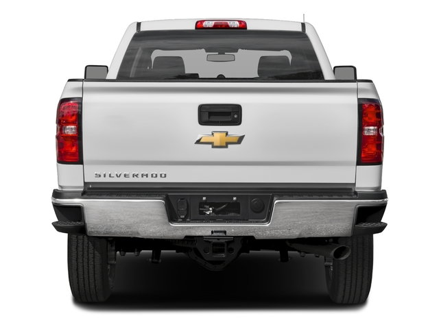 2017 Chevrolet Silverado 3500HD Base Price 4WD Crew Cab 167.7 Work Truck Pricing rear view