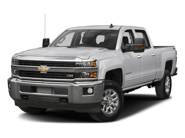 2017 Chevrolet Silverado 3500HD Base Price 2WD Crew Cab 153.7 LT Pricing side front view