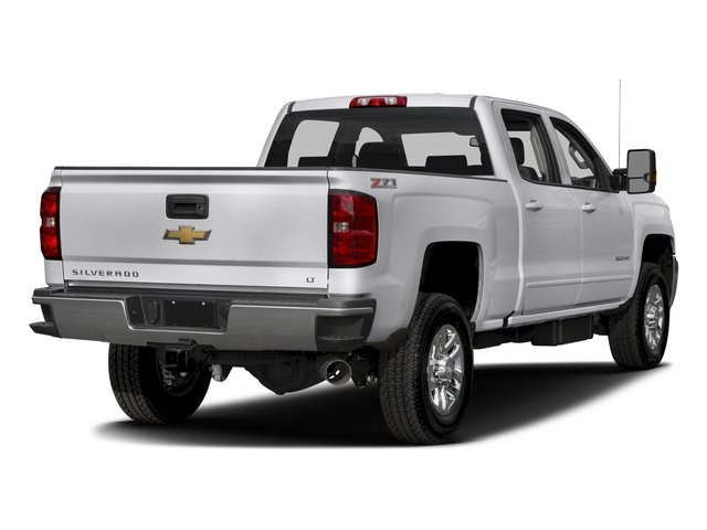 2017 Chevrolet Silverado 3500HD Base Price 2WD Crew Cab 153.7 LT Pricing side rear view