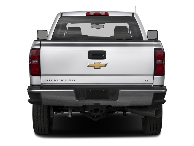 2017 Chevrolet Silverado 3500HD Base Price 2WD Crew Cab 153.7 LT Pricing rear view