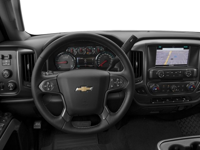 2017 Chevrolet Silverado 3500HD Base Price 2WD Crew Cab 153.7 LT Pricing driver's dashboard
