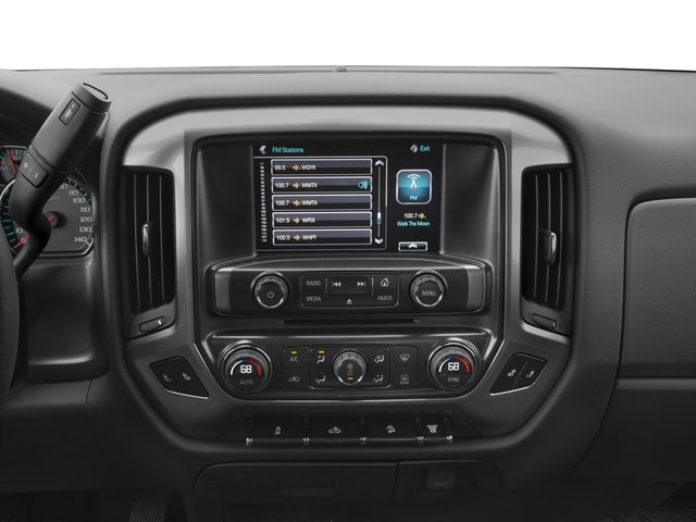 2017 Chevrolet Silverado 3500HD Base Price 2WD Crew Cab 153.7 LT Pricing stereo system