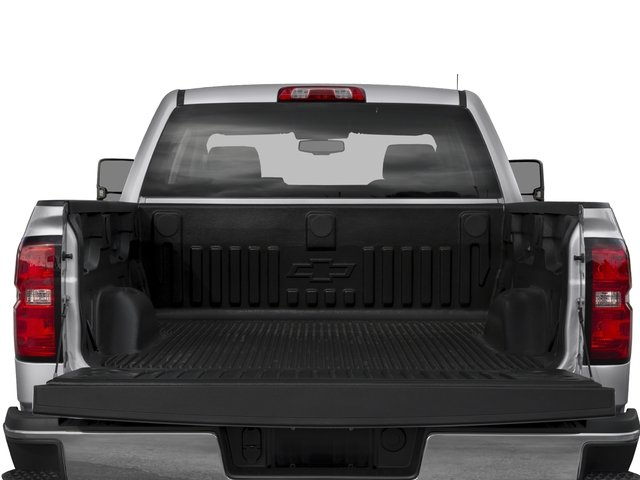 2017 Chevrolet Silverado 3500HD Base Price 2WD Crew Cab 153.7 LT Pricing open trunk
