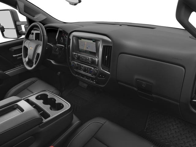 2017 Chevrolet Silverado 3500HD Base Price 2WD Crew Cab 153.7 LT Pricing passenger's dashboard