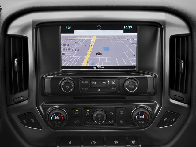2017 Chevrolet Silverado 3500HD Base Price 2WD Crew Cab 153.7 LT Pricing navigation system