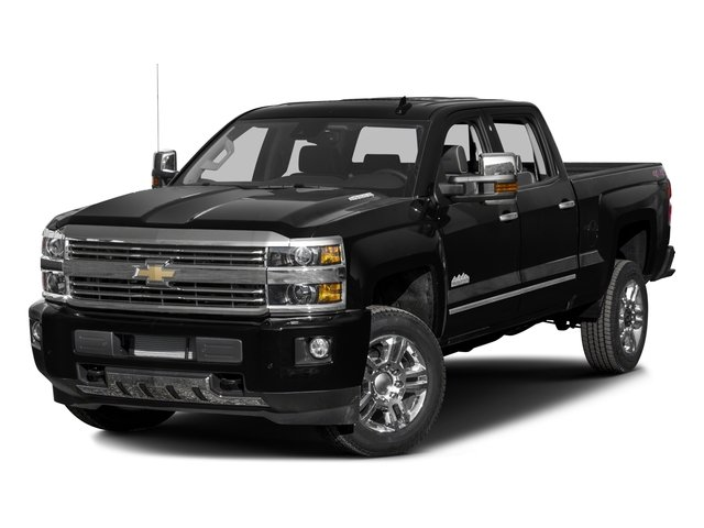 2017 Chevrolet Silverado 2500HD Base Price 4WD Crew Cab 153.7 High Country Pricing side front view