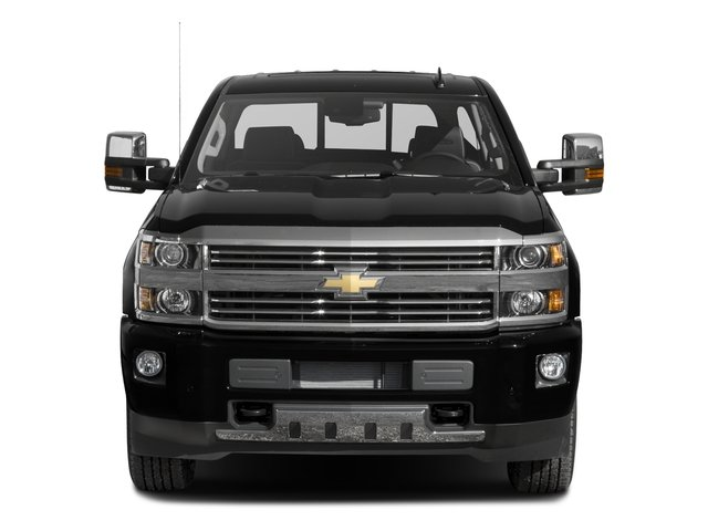 2017 Chevrolet Silverado 2500HD Base Price 4WD Crew Cab 153.7 High Country Pricing front view