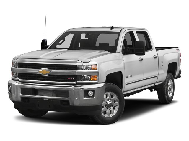 2017 Chevrolet Silverado 2500HD Base Price 4WD Crew Cab 167.7 LTZ Pricing side front view
