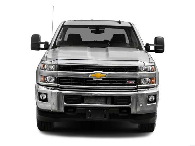 2017 Chevrolet Silverado 2500HD Base Price 4WD Crew Cab 167.7 LTZ Pricing front view